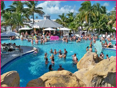 Key West St Tropez Restaurant